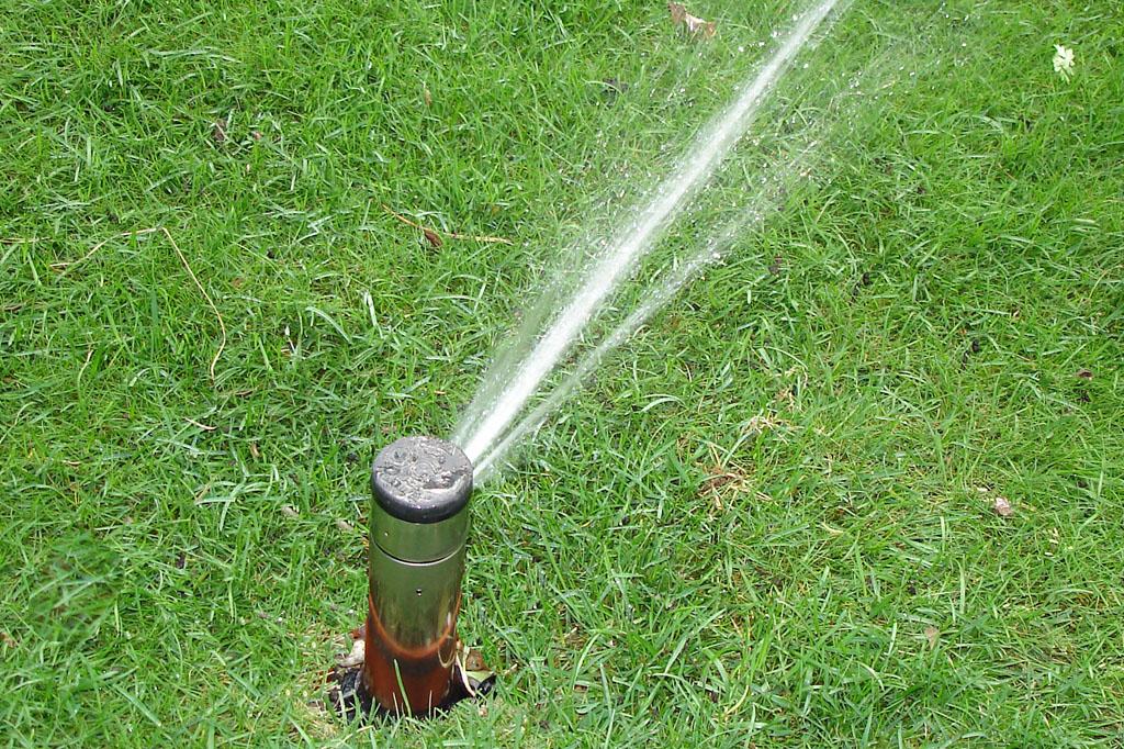 Bewässerungskomponenten vom Profie: Hochwertig und langlebig!