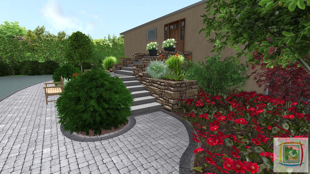 Den Garten bereits in der Planungphase begehen!