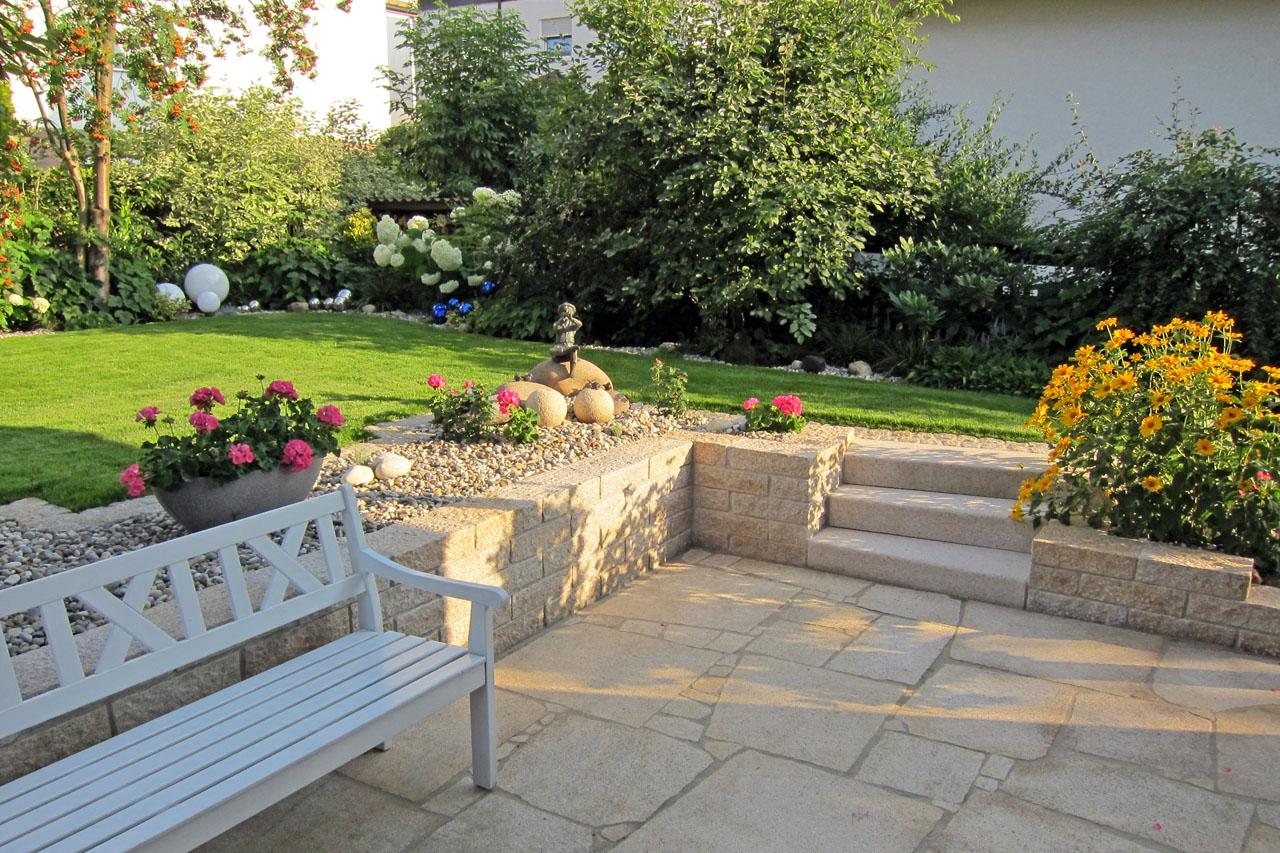 Gartenanlage in Lichtenfels