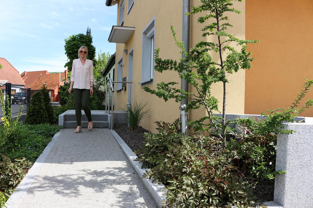 Vorgarten in Bad Staffelstein