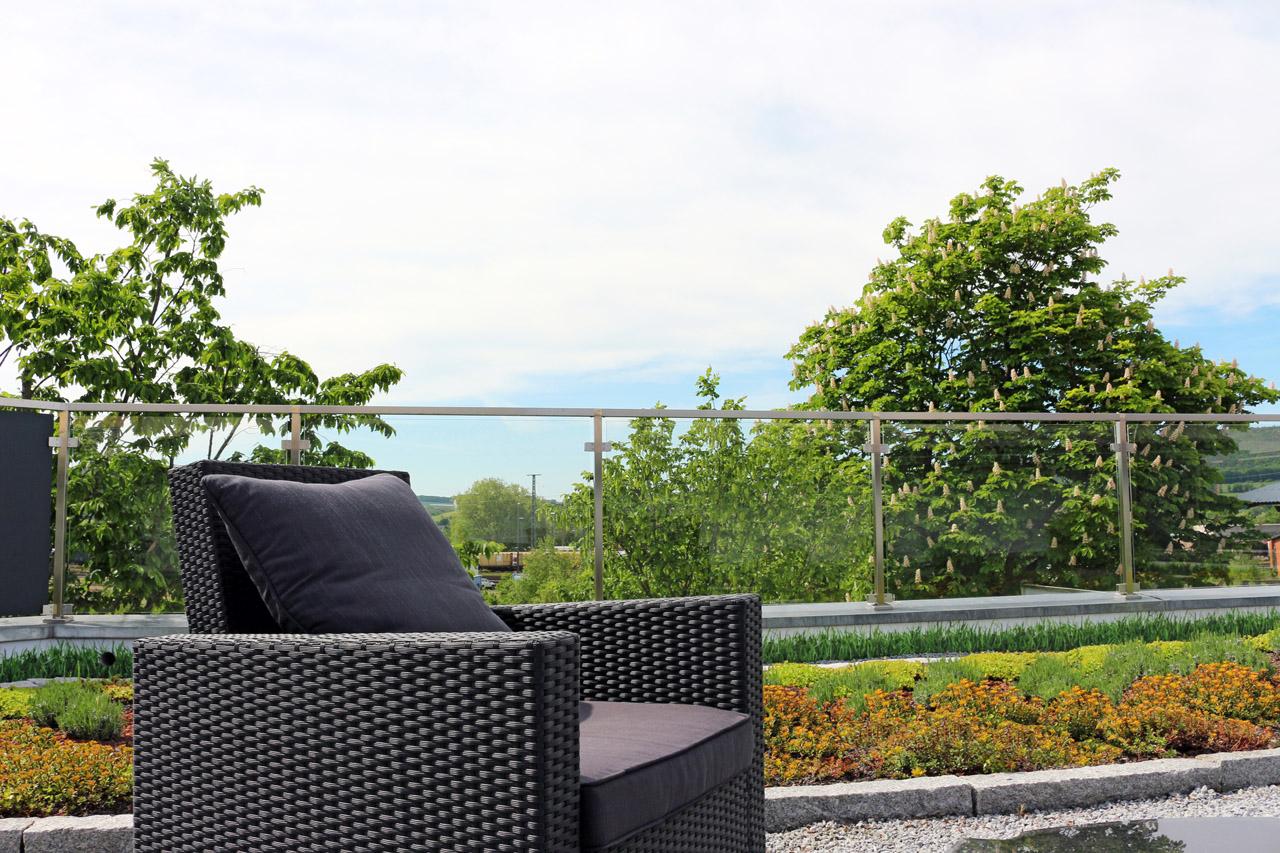 Dachgarten in Lichtenfels