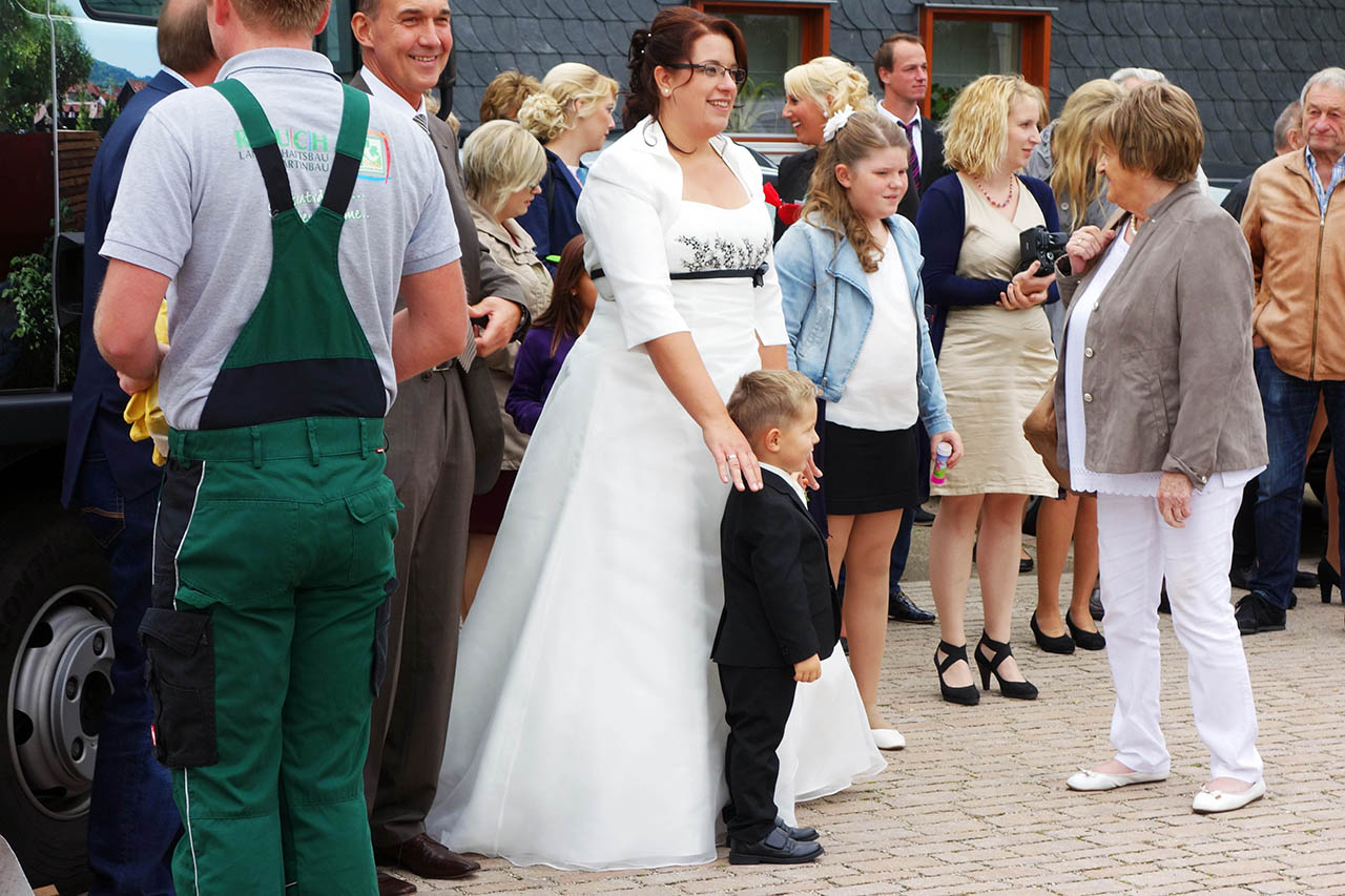 Hochzeit Christoph Steiner