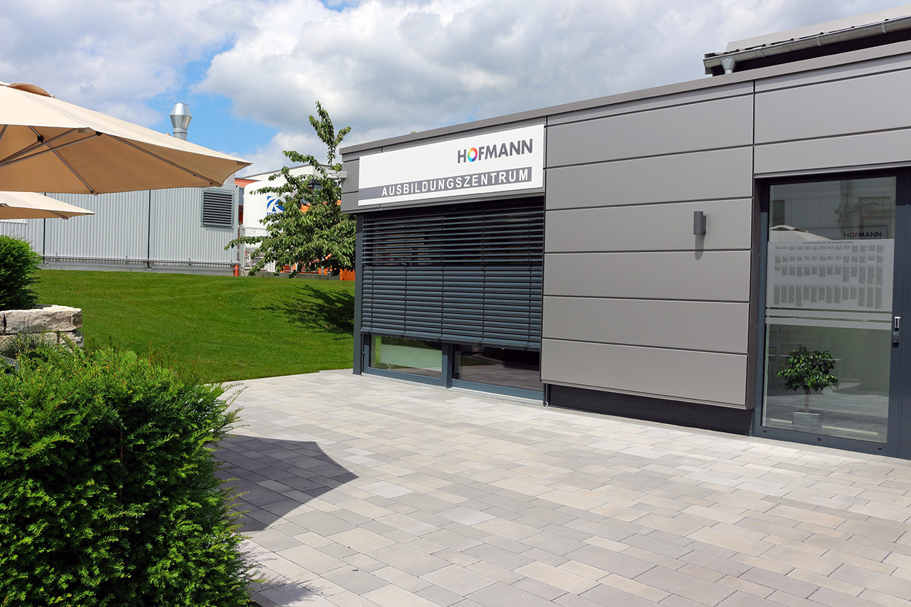 Ausbildungszentrum der Hofmann Innovation Group