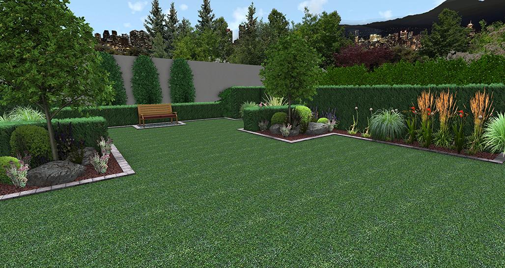 3D Gartenplanung