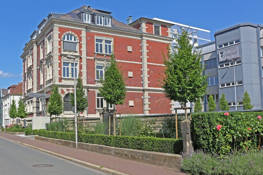 Steuerberatungsgesellschaft Dr. Kräußlein & Kollegen GmbH, Seifartshofstraße 21 in Coburg
